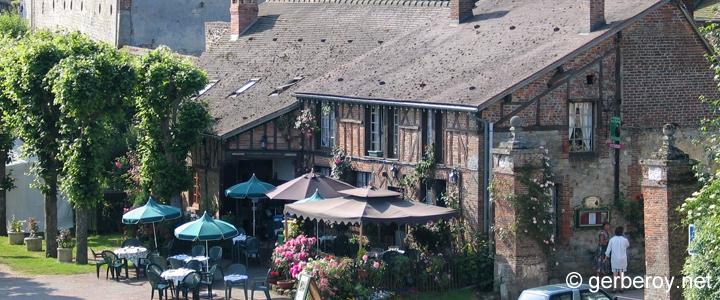 Restaurants  U00e0 Gerberoy  Ambassade De Picardie